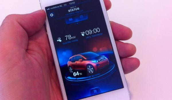 BMW-i3-app