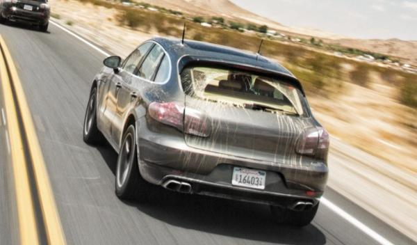 Porsche Macan trasera 2