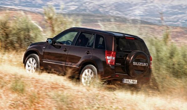 Nuevo Suzuki
