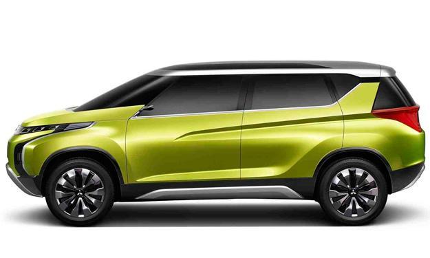 Mitsubishi AR Concept lateral