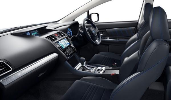 Subaru Levorg asientos