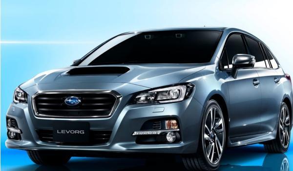 Subaru Levorg delantera