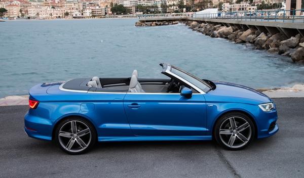 Audi A3 Cabriolet 2014 perfil