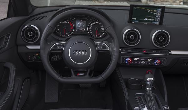 Audi A3 Cabriolet 2014 interior 1