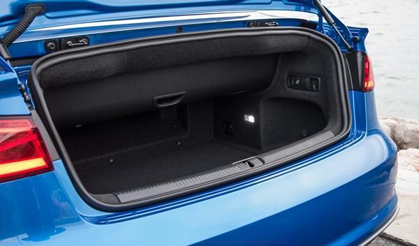 Audi A3 Cabriolet 2014 maletero espacio 1