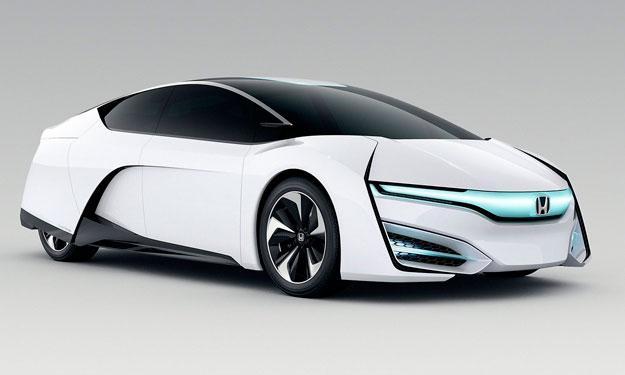 Honda FCEV Concept delantera