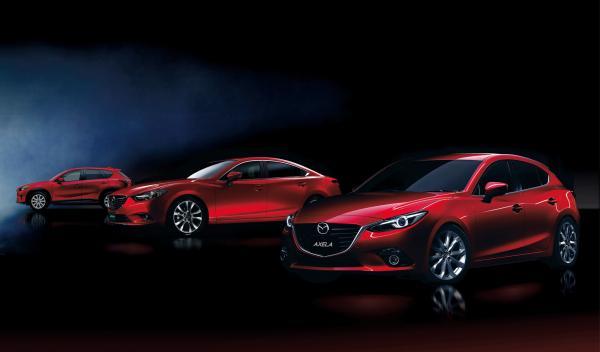 Mazda en el Salón de Tokio