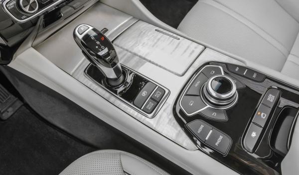 Kia K900 cambio