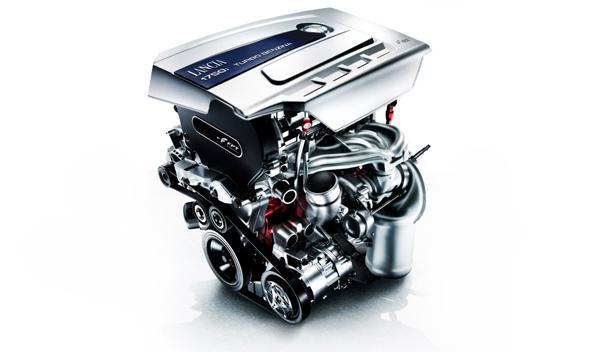 Lancia Delta concept motor