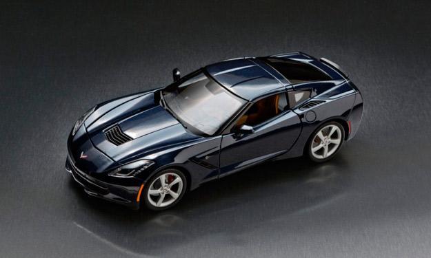 Corvette Stingray maqueta