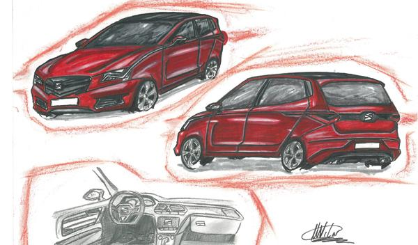 II Concurso Diseño Seat y Auto Bild