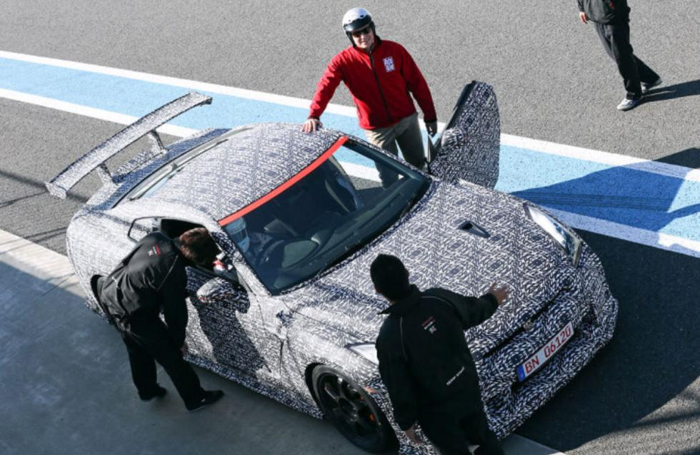 Nissan GT-R Nismo Track Pack