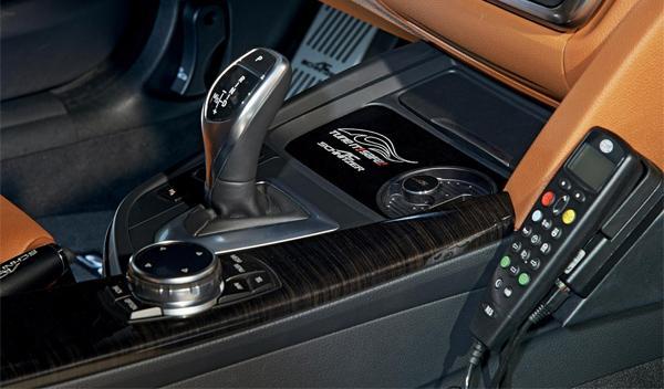 AC Schnitzer ACS4 2.8i Coupé interior