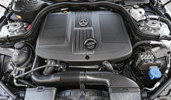 Mercedes Clase E 2013 motor