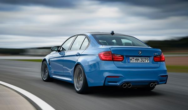 Nuevo BMW M3