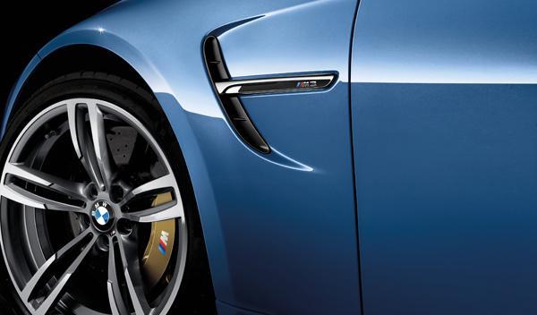 Detalles del BMW M3