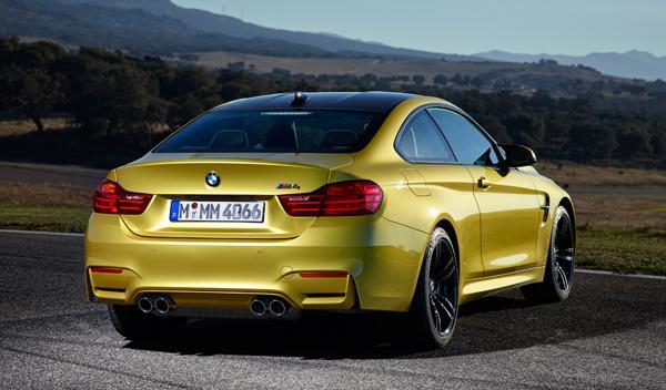 El nuevo M4 de BMW