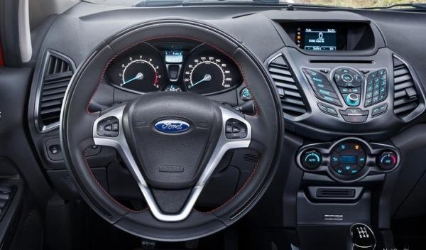 Ford Ecosport cuadro