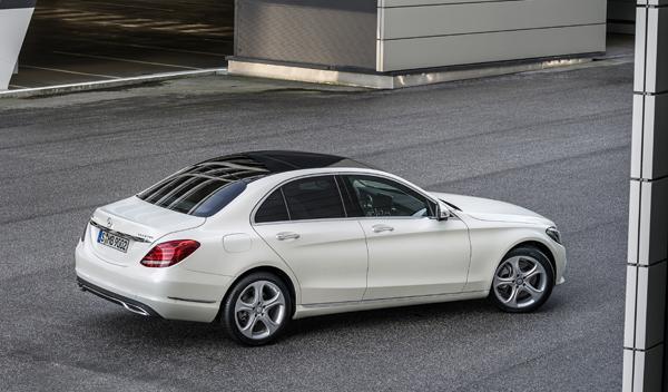 Diseño Mercedes Clase C