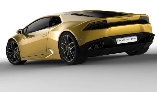El nuevo Lamborghini Huracán LP 610-4