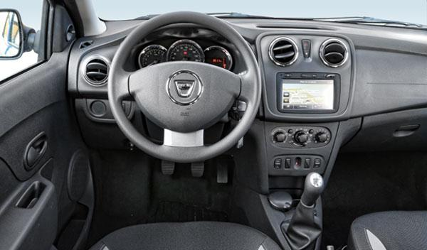 Cinco virtudes y un defecto del dacia sandero stepway for Dacia sandero interior