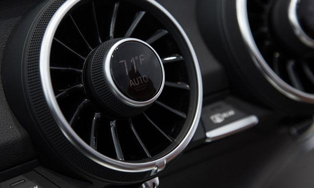 Audi TT climatizador