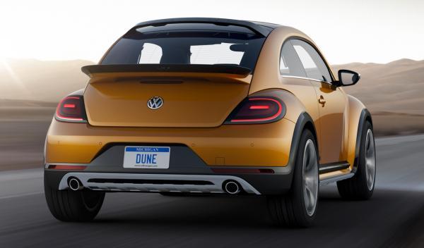 Volkswagen Beetle Dune zaga