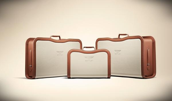 Bentley Birkin Mulsanne maletas