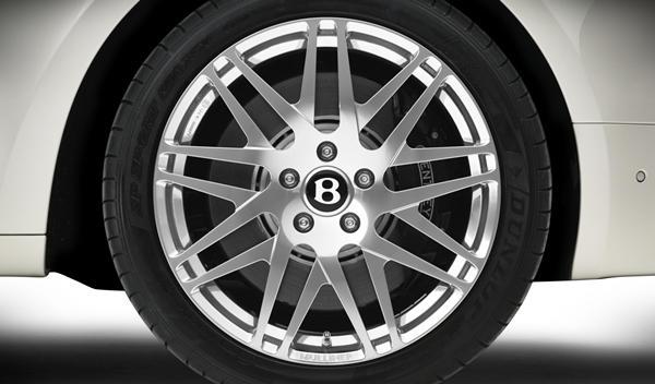 Bentley Birkin Mulsanne llantas