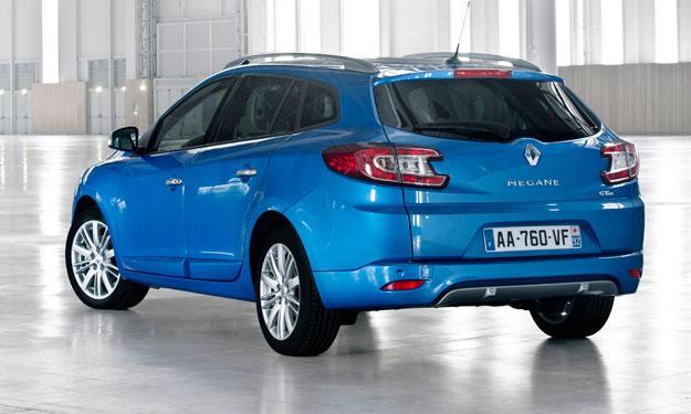 Renault Mégane 2014 Sport Tourer trasera
