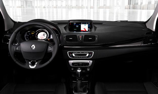 Renault Mégane 2014 interior