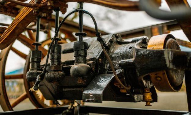 Porsche P1 motor