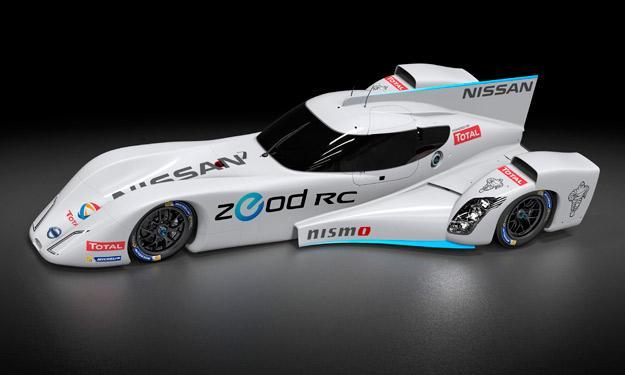 Nissan Zeod RC delantera