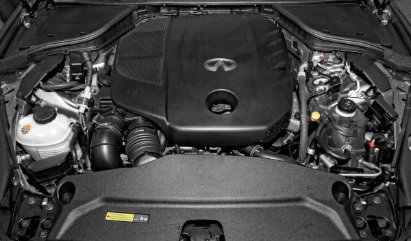 Infiniti Q50 2.2d motor