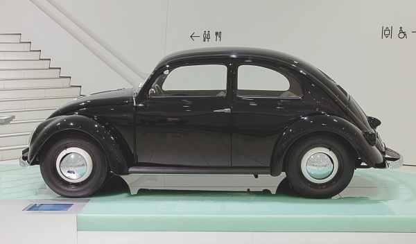 volkswagen escarabajo museo porsche