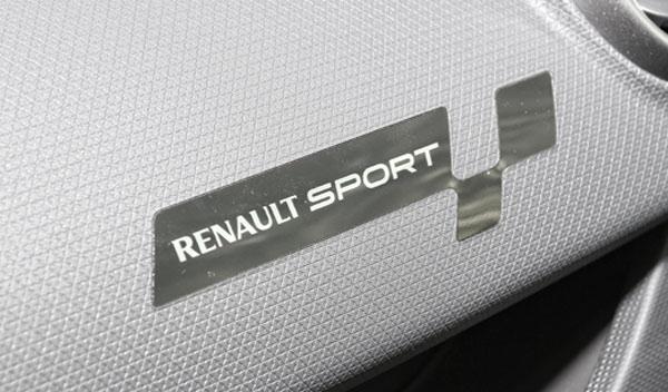Renault Clio GT detalle