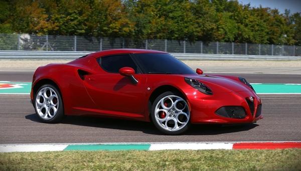 Prueba Alfa Romeo 4C Autobild