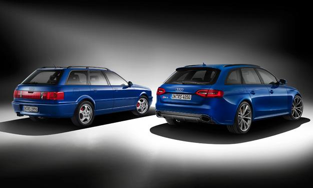 Audi RS 4 Avant Nogaro selection RS2 trasera