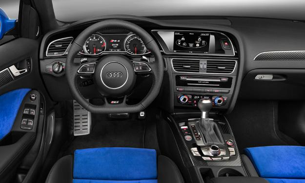 Audi RS 4 Avant Nogaro selection interior