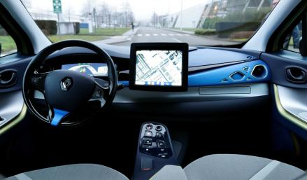 Renault Next Two interior