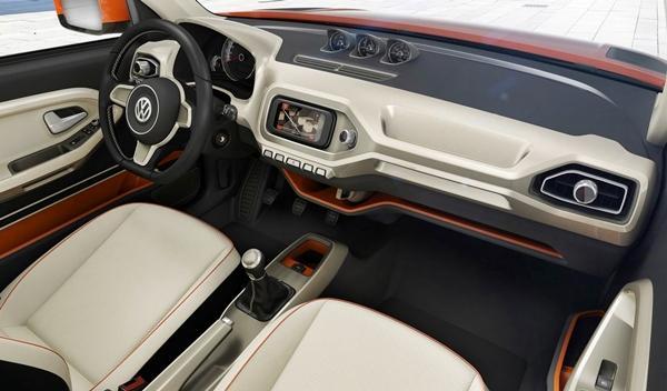 Volkswagen Taigun 2014, interior