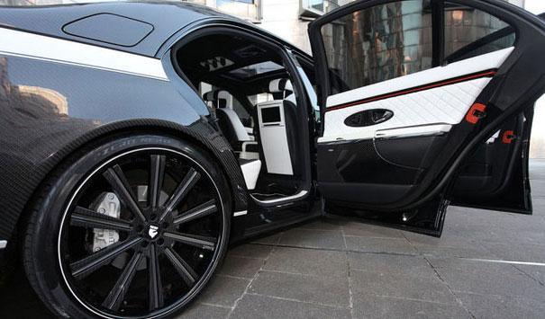 Maybach Knight Luxury ruedas traseras