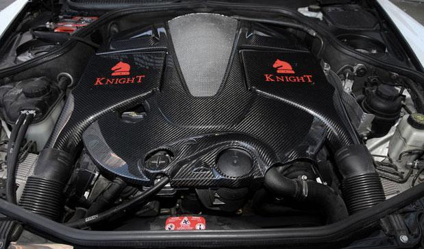 Maybach Knight Luxury motor