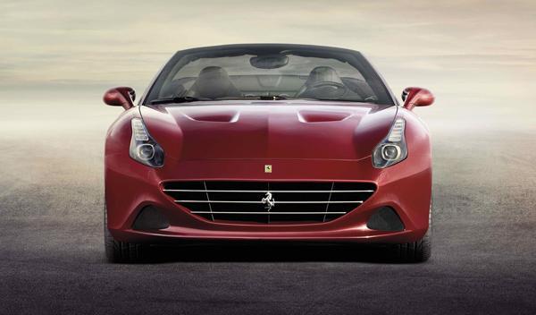 Ferrari California T frontal