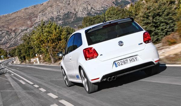 Volkswagen Polo R WRC trasera