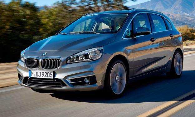 BMW Serie 2 Active Tourer delantera