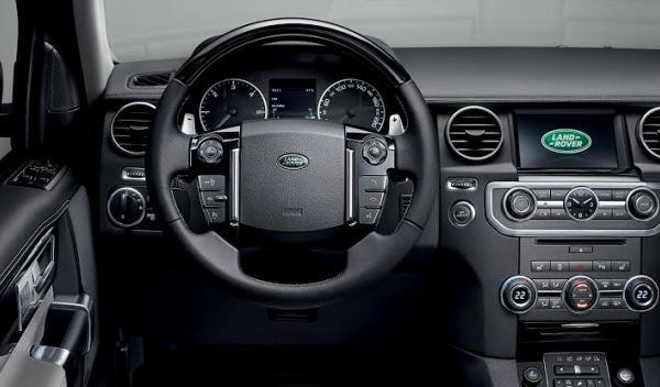 Land Rover Discovery 'XXV Special Edition' volante