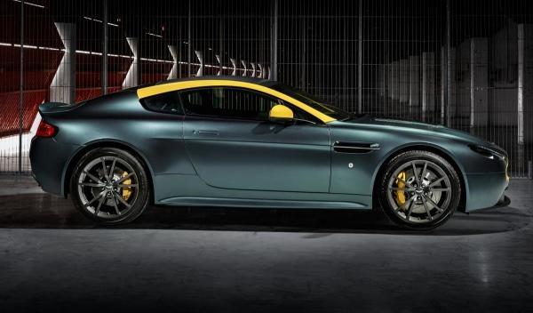 El Aston Martin V8 Vantage N430 saldrá a la venta en septiembre