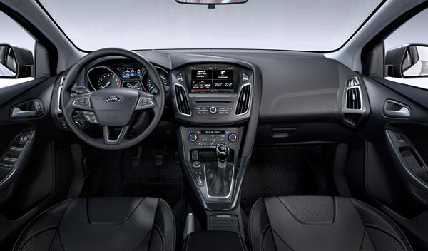 ford focus 2014 interior