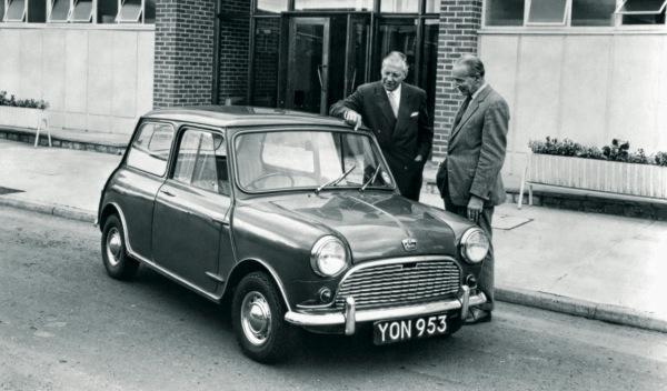 Morris Mini Mirror